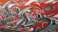 Aerosol One... (colourourcity) Tags: streetart streetartaustralia streetartnow graffitimelbourne graffiti melbourne burncity awesome colourourcity nofilters original aerosolone a1