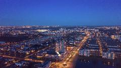 DJI_0199-HDR Bkl (keesoosterwijk) Tags: mavic mavicpro drone mavicdrone nightphotography nightshots rotterdam hdr hdrphotography roffa 010 prinsenland