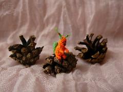 91-Carrot Squirrel 10mm (4) (tinyteensdolls) Tags: amigurumi artdoll amigurumidoll crochet craft crochetmini crochettoy crochetdoll crochetminiature toy tinyamigurumi tiny threadcrochet miniature mini microcrochet micro minicrochet miniamigurumi dollhouseminiature dollfordolls carrot squirrel red orange