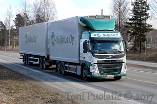 VP-Kuljetus Oy LMO-633