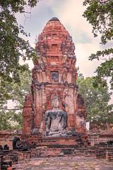 Ayutthaya Ruins (IRRphotography) Tags: buddha statue ruins palace capital thailand bangkok asia southeast ayutthaya temple travel explore