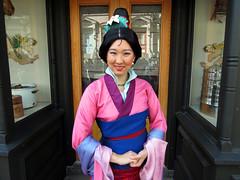 Mulan (meeko_) Tags: mulan characters disneycharacters streetsofamerica disneys hollywood studios disneyshollywoodstudios themepark walt disney world waltdisneyworld florida