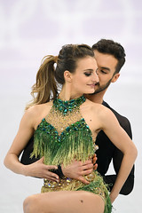 Patinage artistique - Danse sur glace (France Olympique) Tags: 2018 artistique coree court dance danse figure games glace ice jeux jeuxolympiques jo korea olympic olympicgames olympics olympiques patinage program programme pyeongchang qualification short skating south sport sud winter coréedusud