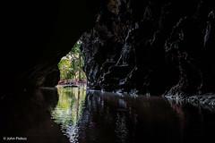 Canoeing out of the Barton Creek Cave, Belize (John Piekos) Tags: sanignacio d750 2470mm cayodistrict bartoncreekcavereserve bartoncreek canoe belize caves vacation canoeing nikon centralamerica