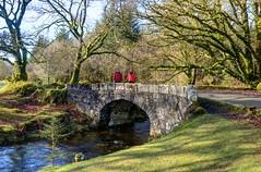 Norsworthy Bridge, Burrator, Dartmoor (Baz Richardson) Tags: devon dartmoor rivers streams norsworthybridge burrator bridges rivermeavy