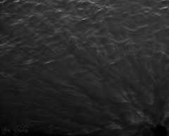 Rays in the water (StefanKleynhans) Tags: bw blackandwhite rays sun water reflection nikon d7100