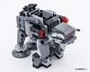 LEGO Star Wars Microfighters 75195 07 (hello_bricks) Tags: lego starwars microfighters 2018 sw speeder firstorder walker 75195