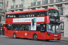 LK17 DDU (VWH2320) Metroline London (hotspur_star) Tags: londontransport londonbuses londonbus londonbuses2018 wrightbus volvob5lh tfl transportforlondon hybridbus hybridtechnology busscene2018 doubledeck metrolinelondon lk17ddu vwh2320 6