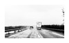 On the road again (gwennscott) Tags: road cars truck blackwhite monochrome noirblanc