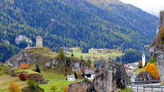 Ardez (Scuol) (HITSCHKO) Tags: ardez steinsberg schweiz suisse svizzera switzerland bündnerland graubünden engadin unterengadin scuol surtasna inn