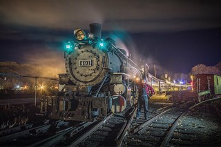 Man and His Machine Series: Working On The Railroad