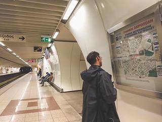 Athens Metro 01