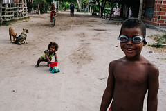 Isla Grande, Colombia 2017 (Kristian Leven) Tags: streetphotography fuji xt2 colombia islagrande