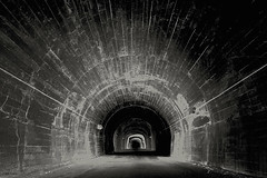 Black Tunnel (KRAMEN) Tags: