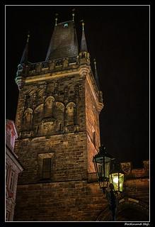 Praha - Prague_Karlův most_malostranská mostecká věž_Charles bridge_The Lesser Town Bridge Tower_Praha 1 - Malá Strana_Czechia