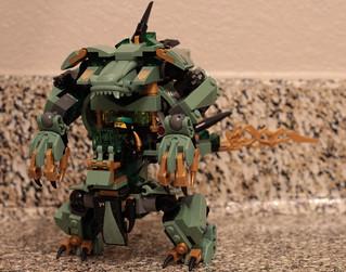 GODZILLA (Green Dragon Mech Suit)