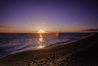 Sunrise Greystones