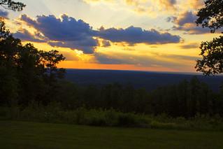 The Golden Sunset #2