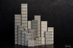 Staple City (PhilR1000) Tags: staples macromondays fasteners