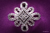 Macro monday - Less Than An Inch - Ring (Magda Banach) Tags: canon80d ring sigma150mmf28apomacrodghsm macro macromondays macromonday purple