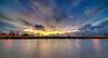 Majestic cloudscape. (Alex-de-Haas) Tags: 11mm d850 dutch hdr holland irix nederland nederlands netherlands nikon noordholland noordhollandschkanaal schoorldam avond beautiful beauty canal cloud clouds evening hemel kanaal landscape landschap longexposure lucht mooi skies sky sundown sunset water winter wolk wolken zonsondergang