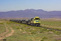 Ferronor 4606 | Marañon (Felipe Radrigán) Tags: tren ferrocarril train railroad railway locomotora locomotive ferronor vallenar huasco atacama desierto florido 4606 marañon emd gt46 gt46ac chile