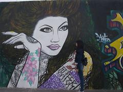 IMG_01 (karen.gis05) Tags: grafiti lifestyle photo pared grafittiworld woman urban colors calle creation