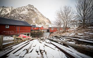 Å i Lofoten, Norway