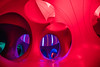 A World of Colour! (SemiXposed) Tags: architects air powered siemens world colour light inside giant blowup labyrinth winding tunnels soaringhigh domes sony federation square melbourne australia alan parkinson ecuadorian cloud forest luminous treelike structures