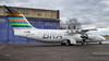 IMG_8560 (Al Henderson) Tags: aviation avro bae146 bra bedfordshire braathens cranfield egtc planes rj rj100 sedsv airliner