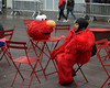 So Nice to Talk to Someone Who Knows You Inside and Out (joe holmes) Tags: timessquare nyc character elmo costume red