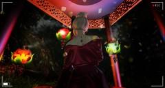 The Night Watcher (:-parfaitsprinkles-:) Tags: theepiphany seasons story dynasty lamp souen stardust pixicat robe allure sintiklia hair instagirl virtualgirl slife secondlife virtualfashion scenery night illuminate