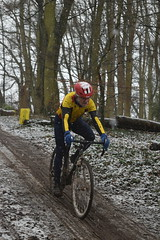 DSC_0204 (sdwilliams) Tags: cycling cyclocross cx misterton lutterworth leicestershire snow