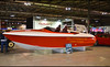 Dellapasqua dc 7 elite sedan (Ferrari motor) (baffalie) Tags: bateau boat power canot sport luxe italia fiera milan italie