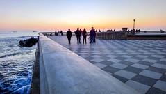 Terrazza Mascagni (saveriosalvadori) Tags: sea mare livorno architecture architettura sunset