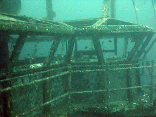 USS Oriskany Dive, July 2008 (1)