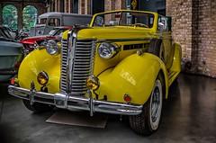 BUICK (Peter's HDR-Studio) Tags: petershdrstudio hdr classiccar buick car yellow auto oldtimer gelb klassiker