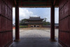 Changdeokgung Palace, Seoul, South Korea HDR (Brandon Kopp) Tags: 1635mm architecture d750 nikon southkorea travel vacation cloudy changdeokgungpalace 창덕궁과후원 palace seoul history clouds red unesco worldheritagesite hdr photomatix