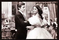 Alain Delon and Claudia Cardinale in Il Gattopardo (1963) (Truus, Bob & Jan too!) Tags: claudiacardinale claudia cardinale italian actress alaindelon alain delon french actor acteur european filmstar film cinema kino cine picture screen movie movies filmster star beautiful sexy diva vintage postcard cartolina carte postale tarjet postal postkarte postkaart briefkarte briefkaart ansichtskarte ansichtkaart ilgattorpardo luchinovisconti visconti 1963