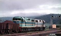 J586 L L259 loaded iron ore (RailWA) Tags: railwa joemoir philmelling westrail l l259 loaded iron ore