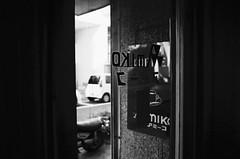 café (shigec Märchen) Tags: film モノクロ monochrome 銀塩 白黒写真 blackandwhite bw daily cafe nikon f2 photomics trix trix400 トライx