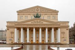Большо́й теа́тр (Bolshoi Theatre) (mfisac) Tags: moskva moscú rusia ru