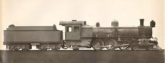 South African Railways - SAR Class 10B 4-6-2 steam locomotive Nr. 680 (actually Nrs. 757 to 761) (Beyer Peacock Locomotive Works, Manchester-Gorton 5483 / 1911) (HISTORICAL RAILWAY IMAGES) Tags: steam locomotive sar bp beyerpeacock manchester gorton 10b southafrican railways 462