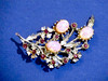 Vintage Brooch (M.P.N.texan) Tags: brooch pin jewelry fashion vintage accessory rhinestones collectable collectible