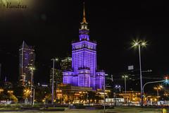 PLTI082017_120R_FLK (Valentin Andres) Tags: ciencia cultura culture palacio poland polonia science varsovia warsaw night noche nocturna palace