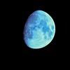 Waxing Gibbous @ 81.5% (SqueakyMarmot) Tags: vancouver suburb burnaby night moon lunar celestial sky astronomy