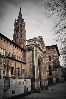 St Sernin's Cathedral of Toulouse #2
