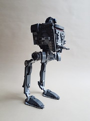 Lego Star Wars First Order AT-ST Michal Kozlowski (kozikyo86) Tags: lego star wars atst last jedi 75201 75153 mod moc afol stormtrooper rey first order han solo walker luke skywalker kylo ren rogue one tlj force awakens