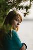 25.11.2017 (Polly Bird Balitro) Tags: alina portrait girl woman light naturallight green nature trees landscape photowalk diary blog pollybalitro finland helsinki nikondf nikonaf135mmf2dc