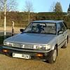0 002 (uk_senator) Tags: 1989 nissan bluebird 20 gl estate u11 wu11 silver